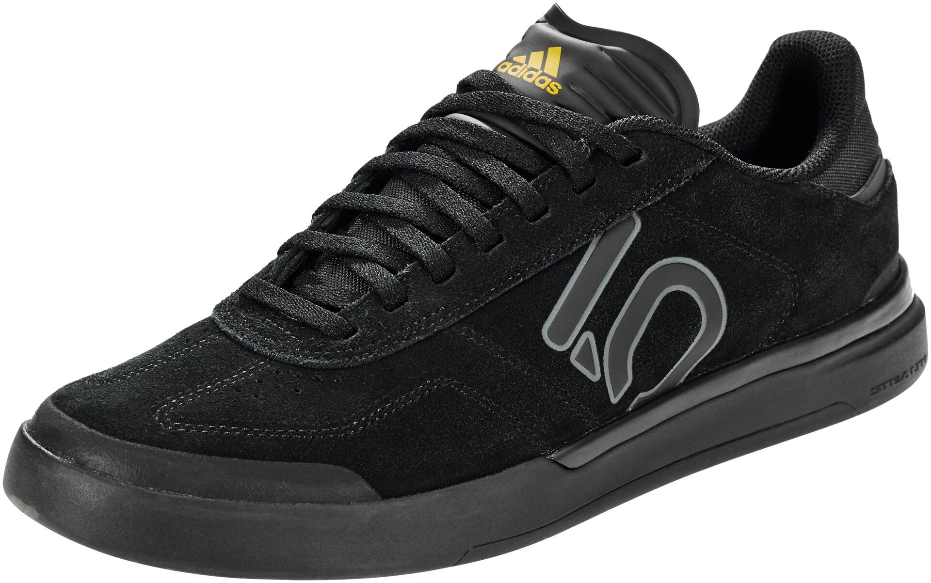 adidas Five Ten Sleuth DLX Chaussures pour VTT Femme, core blackgrey sixmatte gold